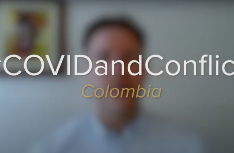 COVID-19 and Conflict: Colombia