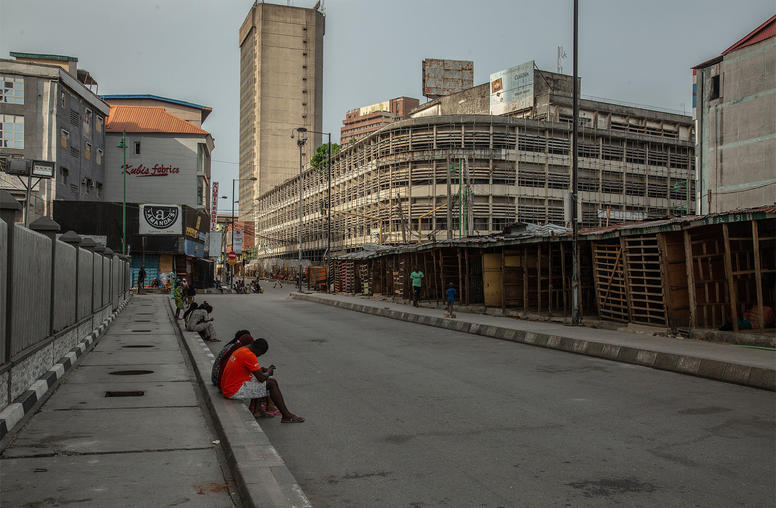 Is Insecurity Undermining the Coronavirus Response? Evidence from Nigeria