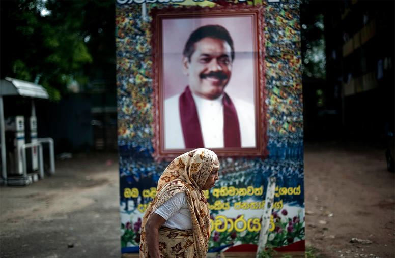 Sri Lanka's Election Helps Cement the Rajapaksas' Return to Power