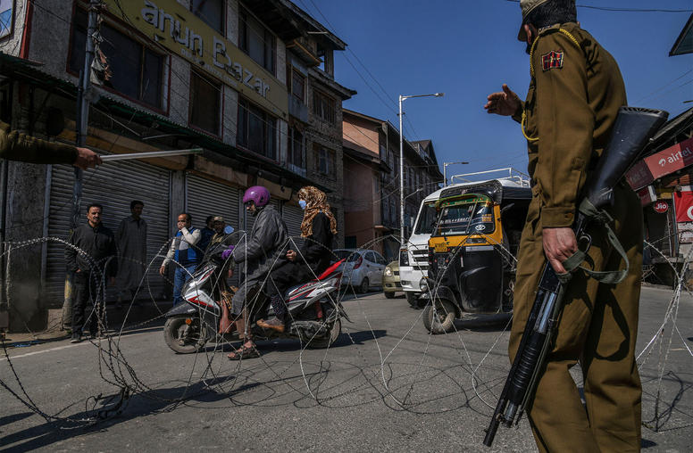 One Year Since Their State Was Split Up, Kashmiris' Lives Remain in Limbo
