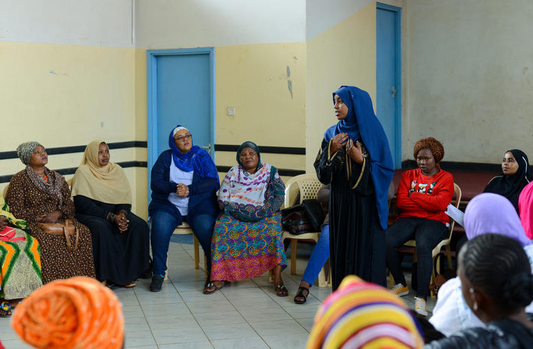 Women Preventing Violent Extremism (WPVE) in the Horn and Sahel