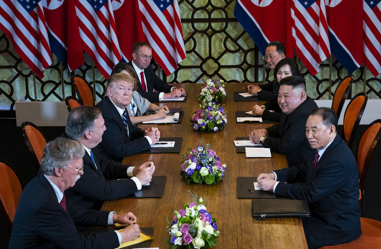 How to Engage the Enemy: The Case for National Security Diplomacy with North Korea