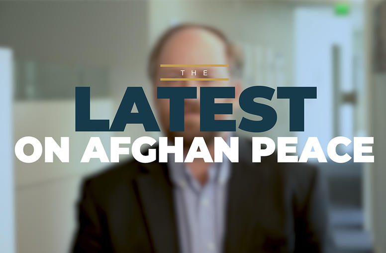 The Latest on Afghan Peace Negotiations: 3 Things You Need to Know