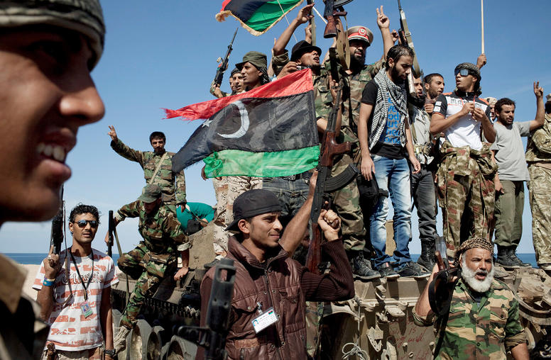 Oil Blockades, Protests and Resignations: The Latest on Libya's Conflict