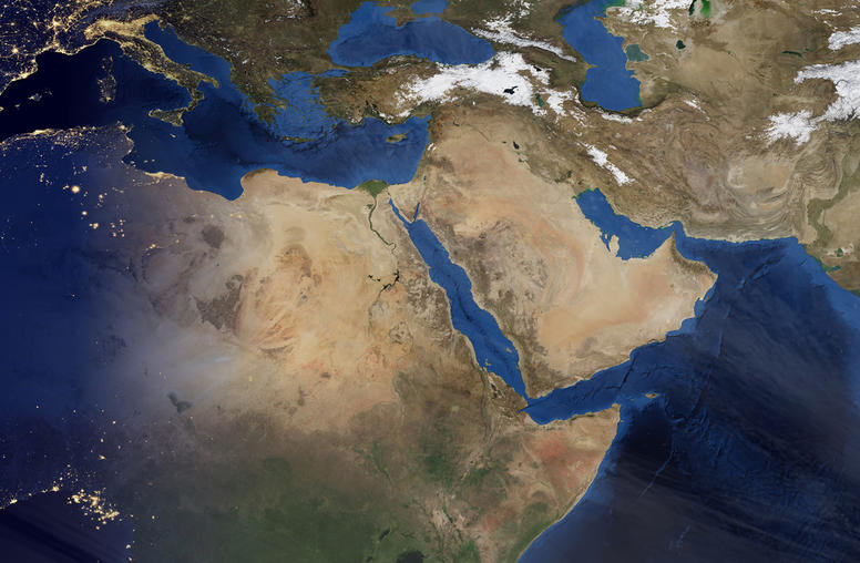 Whither the Middle East: More Conflict or New Peace?