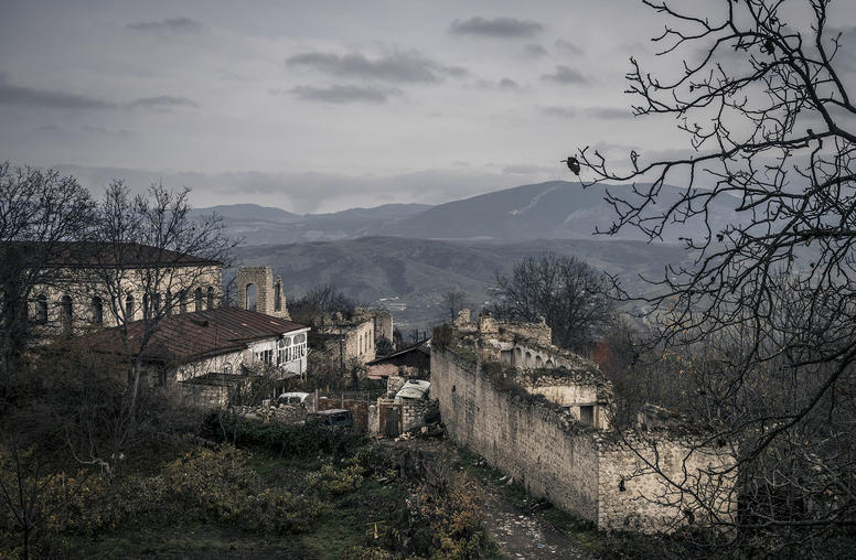 A Fire in the Garden: Can We End the Nagorno-Karabakh War?