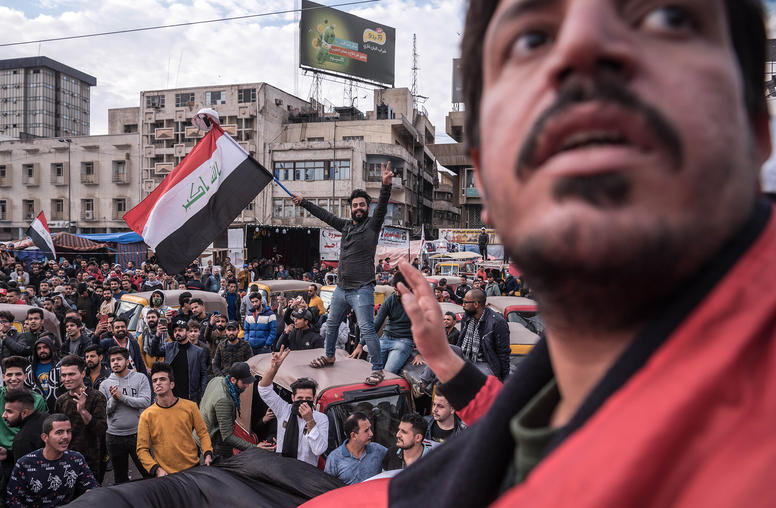 Iraq One Year After its Seismic Protests Began