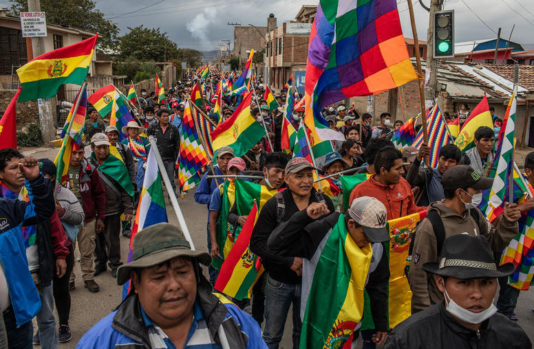 After a Year of Turmoil, Bolivia's Election Offers Chance to Reduce Divides