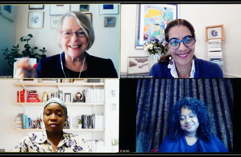 Women Transforming Peace