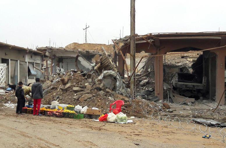 Amid Iraq's Turmoil, Tal Afar Builds Peace
