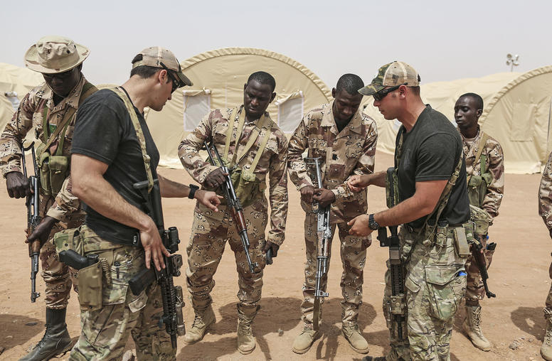 In Niger, Foreign Security Interests Undermine Stability—What Can Be Done?