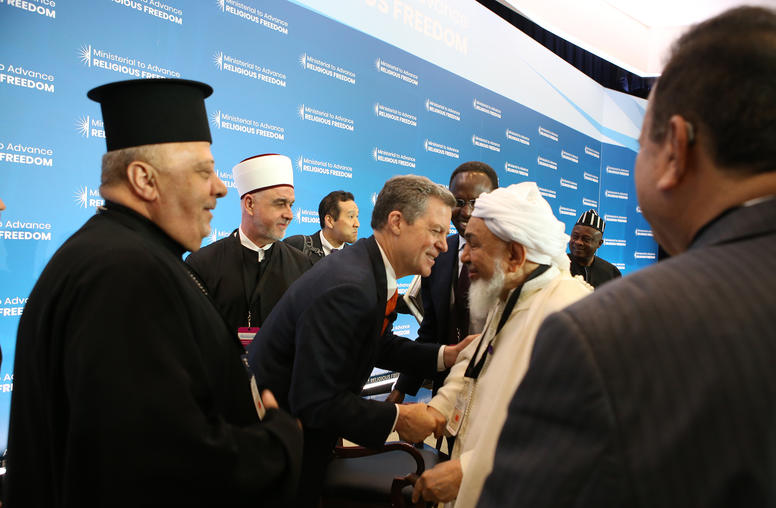 Four Thoughts on Advancing Religious Engagement in Diplomacy and Development
