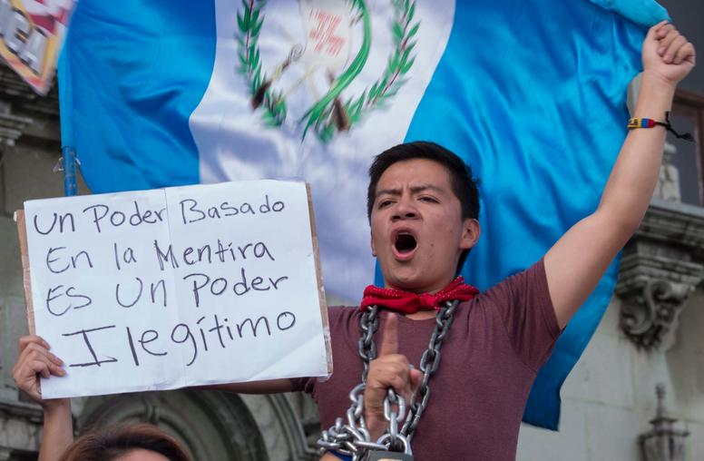 What Guatemala's Anti-Corruption Movement Can Learn from the Past