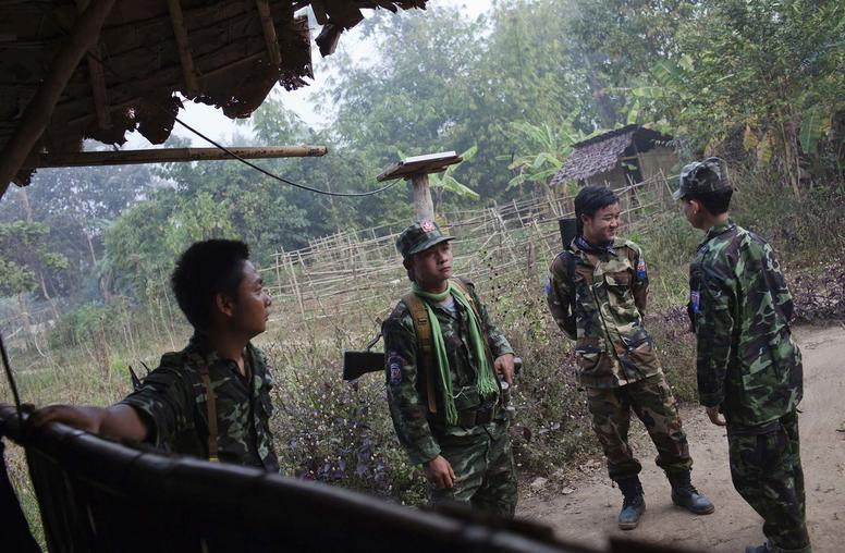 Myanmar: Army Moves Against Chinese Crime Groups in Autonomous Zones