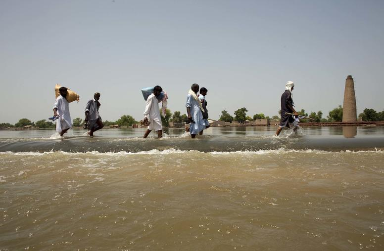 Could Water be a Flashpoint for Conflict in Pakistan?