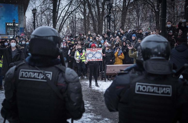From Navalny to the Economy, Russia Protests Reveal Mass Dissatisfaction
