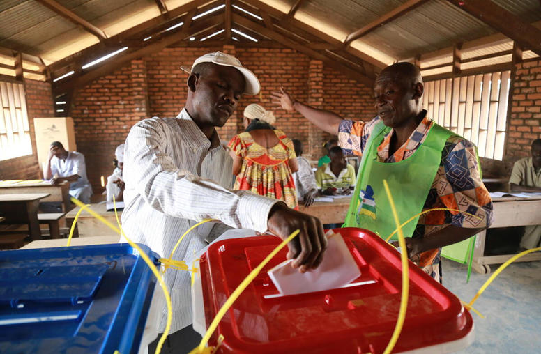 Central African Republic's Disputed Elections Exacerbate Rising Tensions