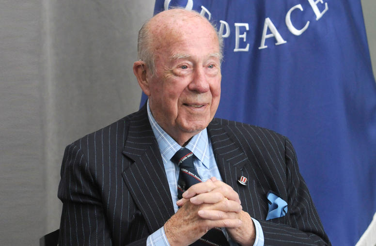 In Memoriam: George P. Shultz