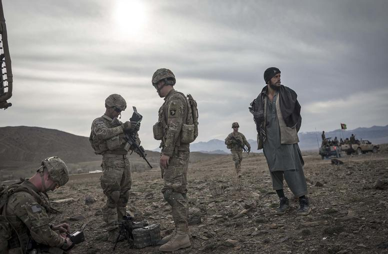 Afghanistan Withdrawal Should Be Based on Progress on Peace, Study Group Says