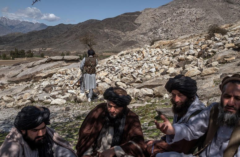 Breaking the Stalemate: Biden Can Use the U.S.-Taliban Deal to Bring Peace