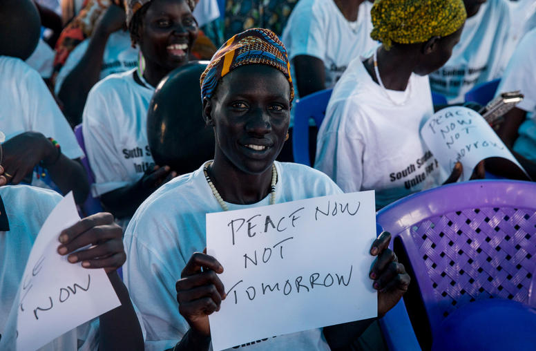 South Sudan Peace Process Archive