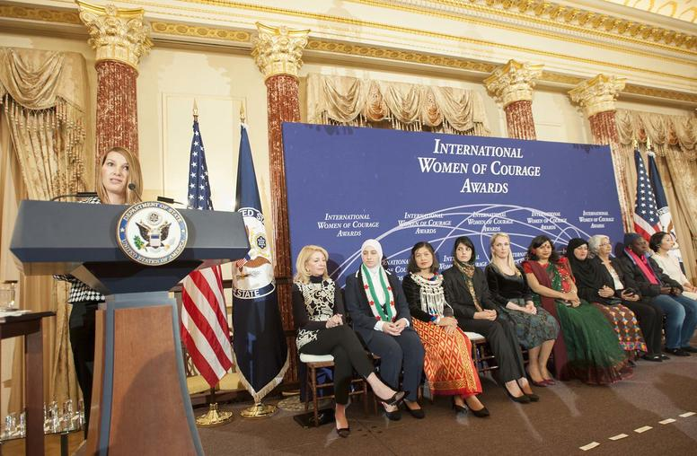 How to Advance a Feminist U.S. Foreign Policy