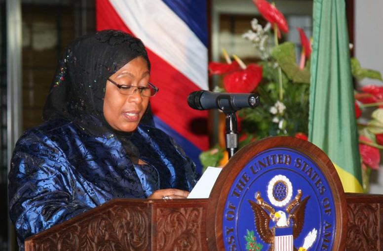 Tanzania Gets a Woman as President: That's an Opportunity