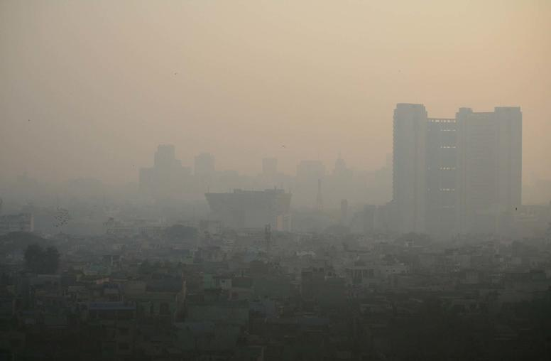 India, Pakistan choke on their smog. Can they clear the air?