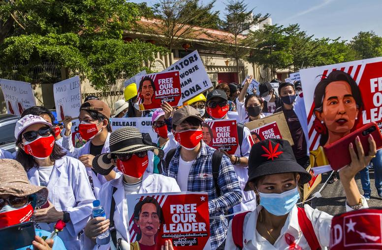 China's High-Stakes Calculations in Myanmar