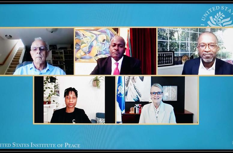 Crisis in Mozambique: Pathways to Peace in Cabo Delgado