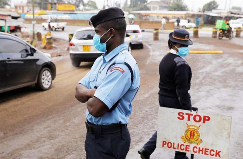 The Dilemma for Kenya's Police Amid the Pandemic
