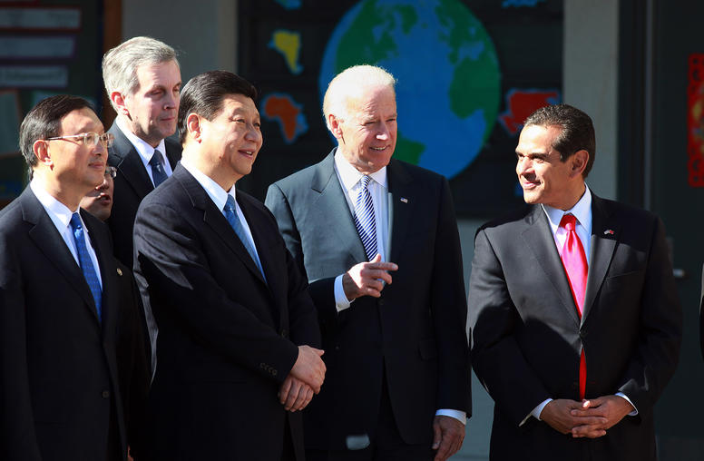Washington's Allies and Partners Weigh in on U.S.-China Competition