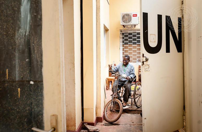 Toward Disability-Inclusive Peacebuilding