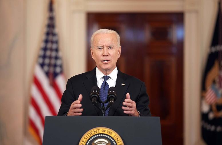 Biden's Implicit Warning to Israelis and Palestinians