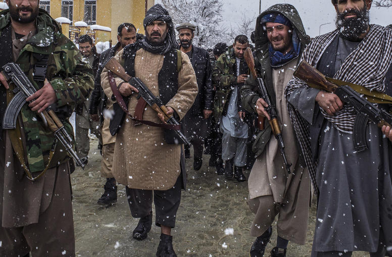 After Afghanistan Withdrawal: A Return to 'Warlordism?'