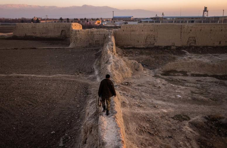 Central Asia Prepares for Taliban Takeover