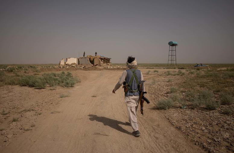 India, Pakistan Watch Warily as Taliban Move to Takeover