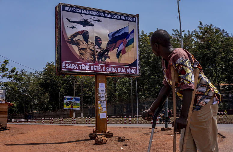 Beyond Fake News: the Central African Republic's Hate Speech Problem