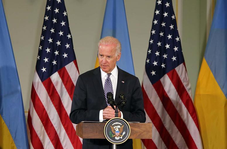 The Biden Doctrine Should Start with Ukraine