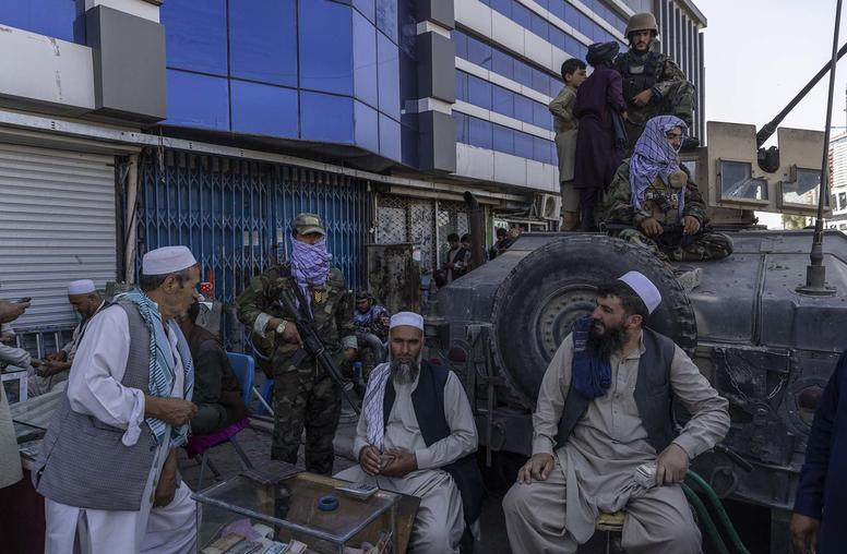 After Taliban Takeover, Can Afghanistan's Economy Survive?