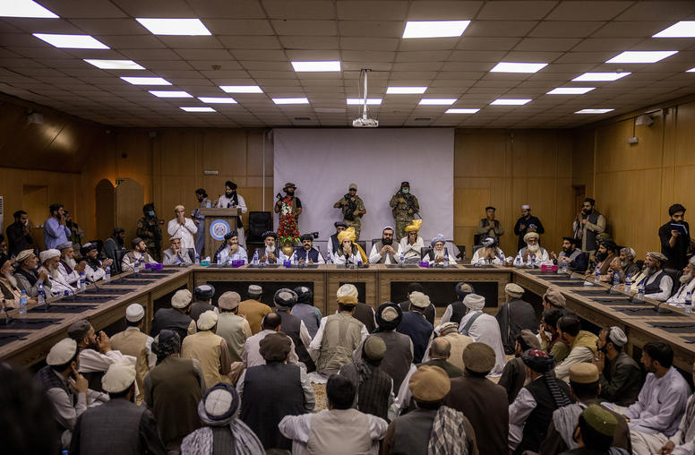 Five Questions on the Taliban's Caretaker Government