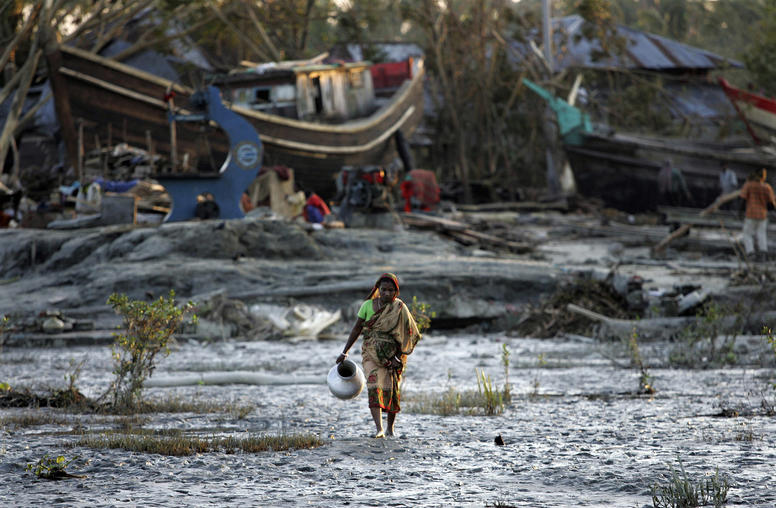 How Climate Change Deepens Bangladesh's Fragility