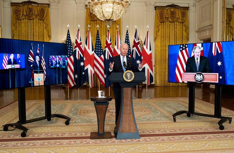 Why the New U.S.-U.K.-Australia Partnership Is So Significant