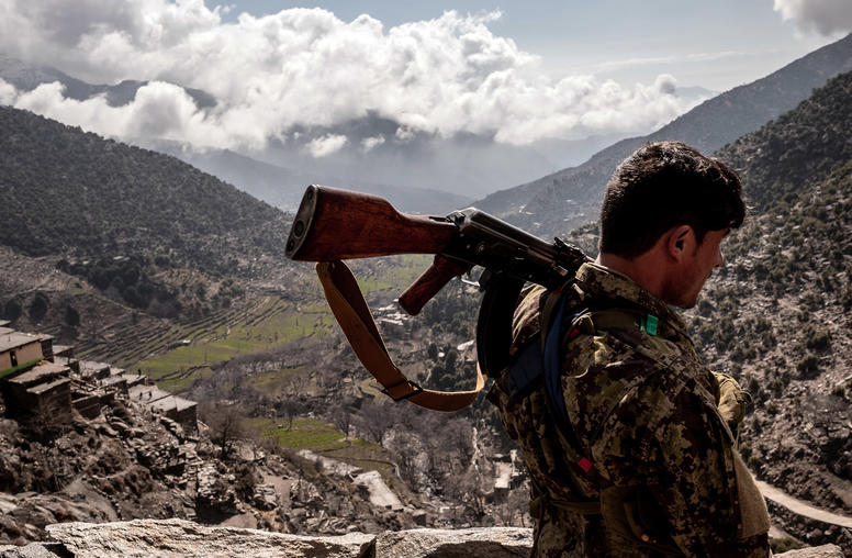 What Does IS-K's Resurgence Mean for Afghanistan and Beyond?