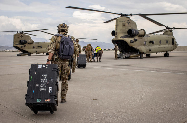 China and the U.S. Exit from Afghanistan: Not a Zero-Sum Outcome
