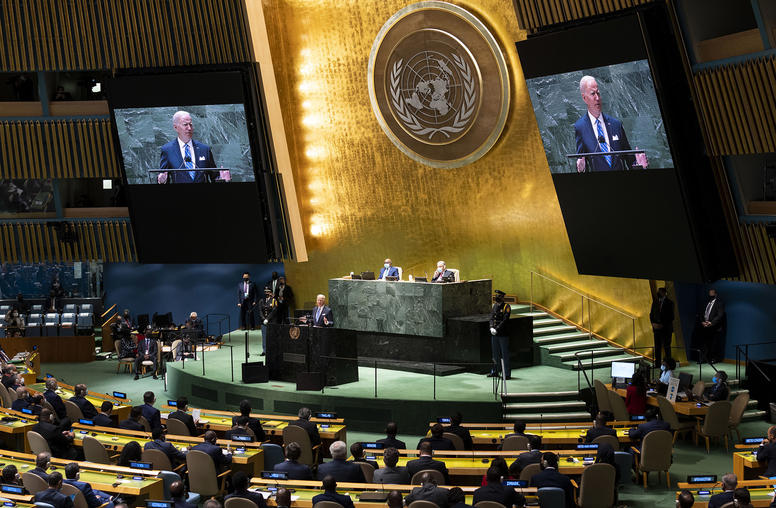 Prioritize Building Resilience at this Year's U.N. General Assembly