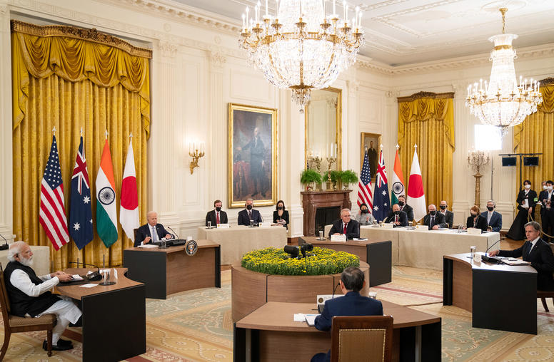 Reactions to the Quad Leaders' Summit