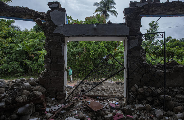 A Plan for Haiti's Growing Fragility: U.N. Action That's Equal to the Challenge