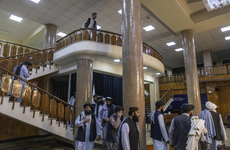 Taliban Seek Recognition, But Offer Few Concessions to International Concerns