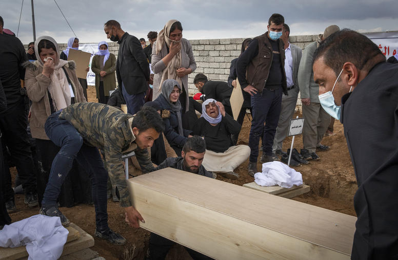 Why Is There No Global Effort to Find the Missing Yazidis?